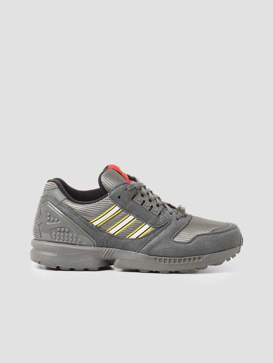 adidas ZX 8000 Lego Ash Grey Footwear White Ash Grey FY7080