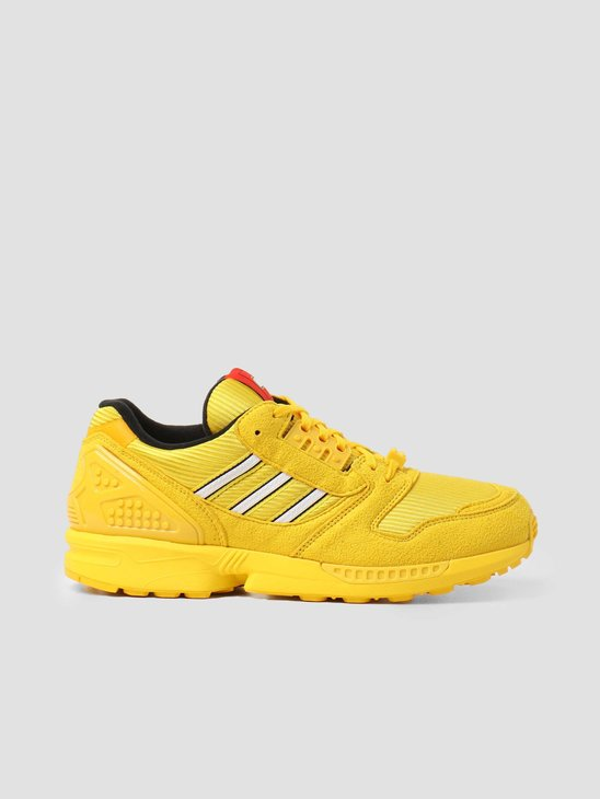 adidas ZX 8000 Lego Eqt Yellow Footwear White Eqt Yellow FY7081