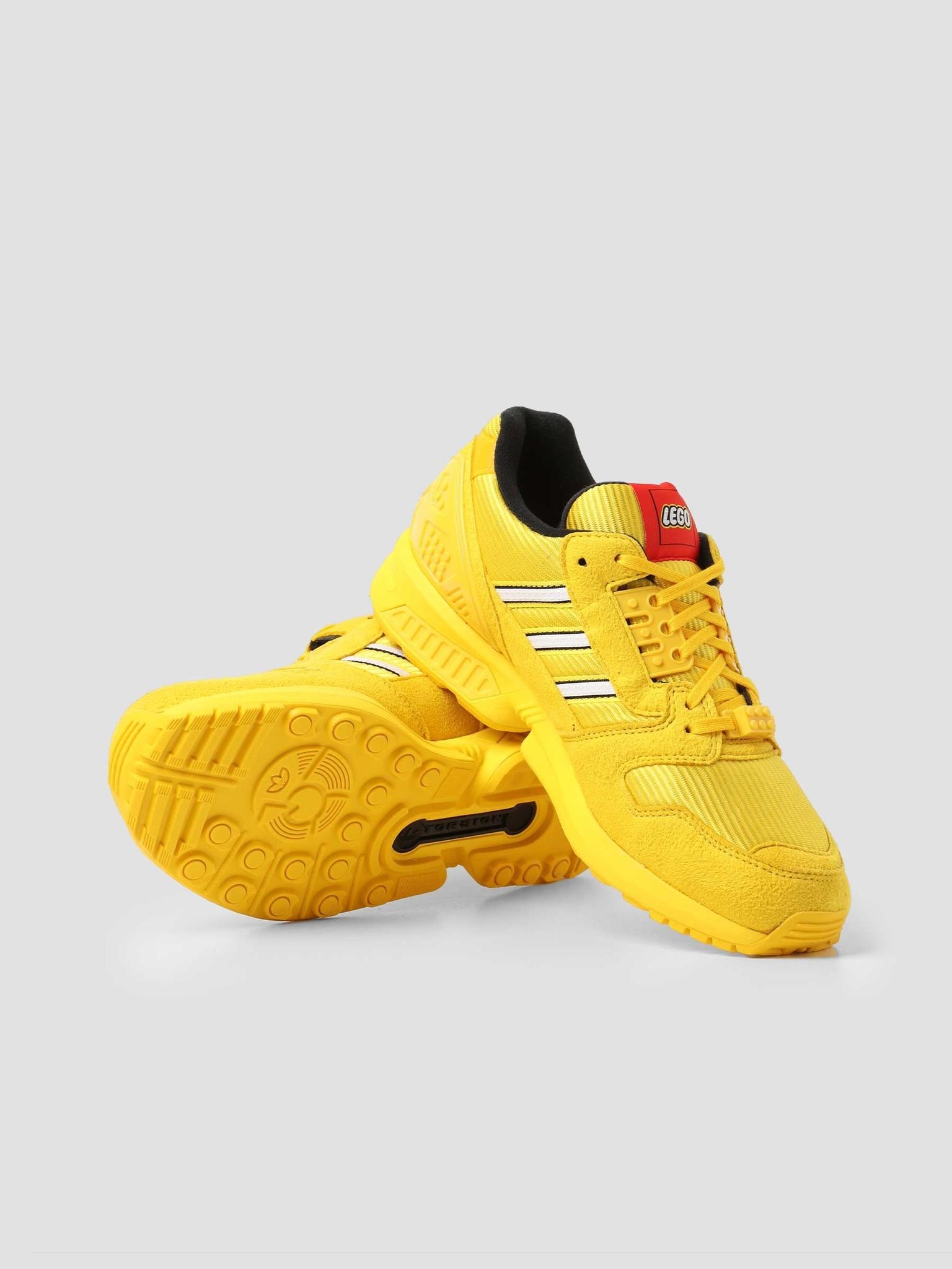 adidas adidas ZX 8000 Lego Eqt Yellow Footwear White Eqt Yellow FY7081