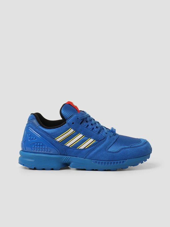 adidas ZX 8000 Lego Royal Blue Footwear White Royal Blue FY7083