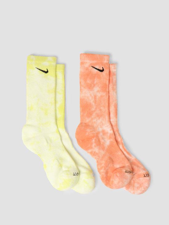 Nike U Nk Everyday Plus Cush Crew Multi Color DM3407-904