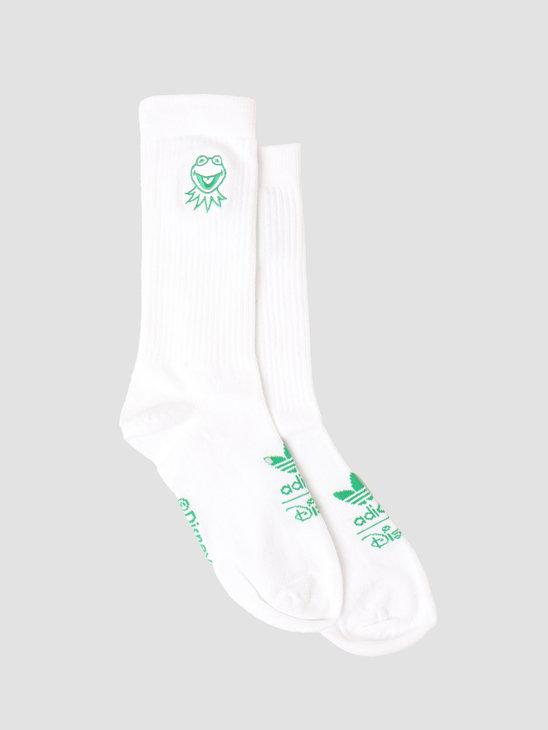 adidas Kermit Sock White GP2560