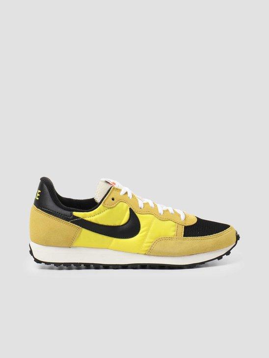 Nike Challenger OG Opti Yellow Black-Bright Citron-White CW7645-700