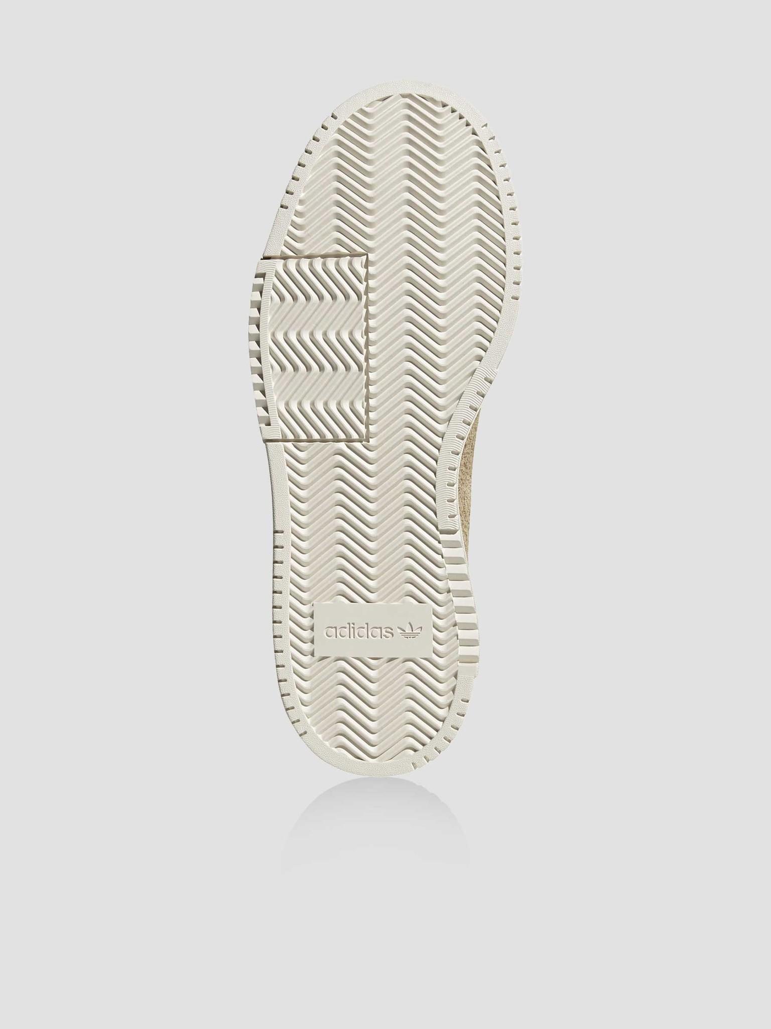 adidas adidas Supercourt Premium Savanne Goldmt Corewhite FX5728