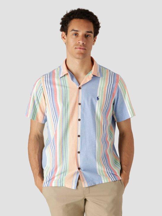 Polo Ralph Lauren Beach Poplin T-Shirt Multi 710833997001