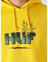HUF HUF Too High P/O Hoodie Golden PF00447