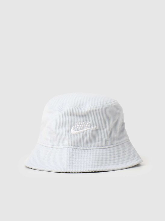 Nike U Nsw Bucket Futura Corduroy Pure Platinum White DC3965-043