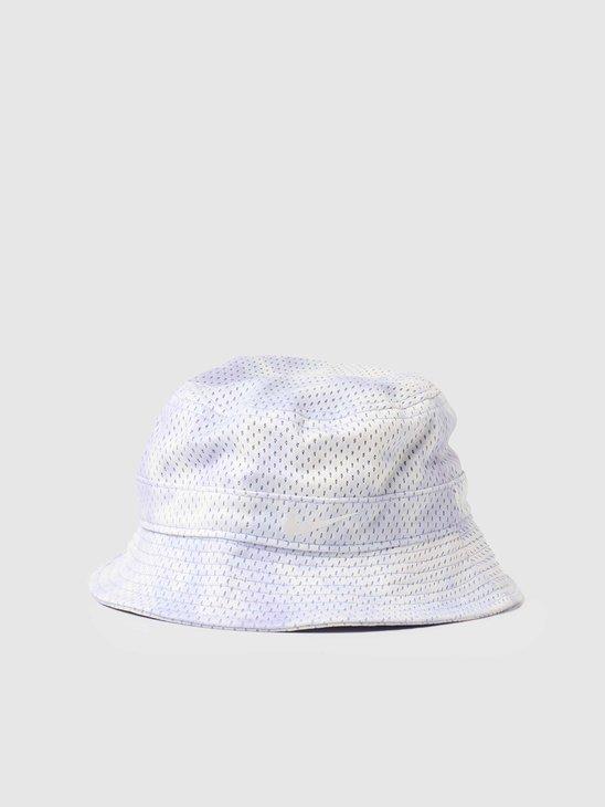 Nike W Nsw Cap Ssnl Bucket Light Thistle DH1366-569