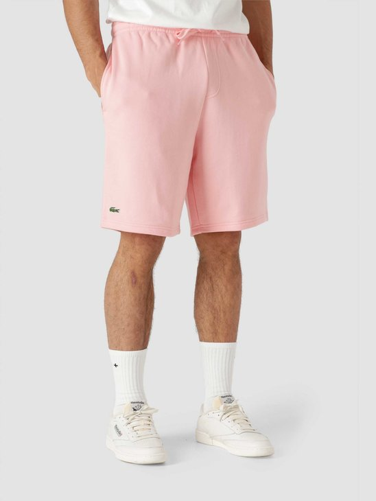 Lacoste 1HG1 Men's Shorts 01 Bagatelle Pink GH2136-11