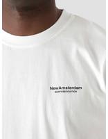New Amsterdam Surf Association New Amsterdam Surf Association Beach Women Tee White 2021097