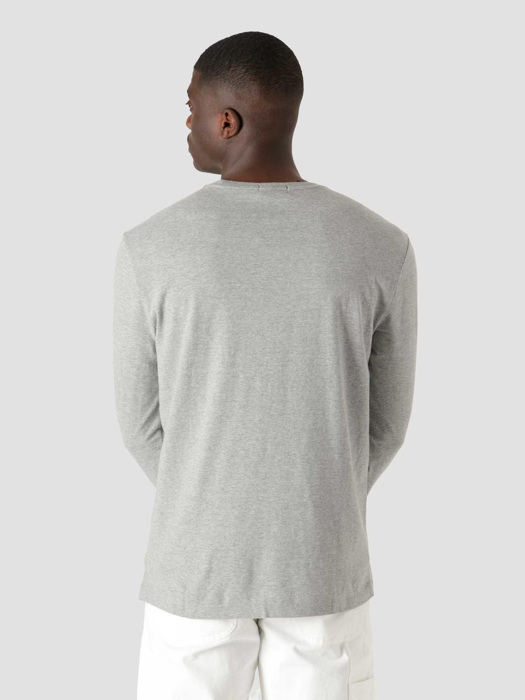 Polo Ralph Lauren Polo Ralph Lauren M Classics 2 Long Sleeve T-Shirt Andover Heather 710828276003