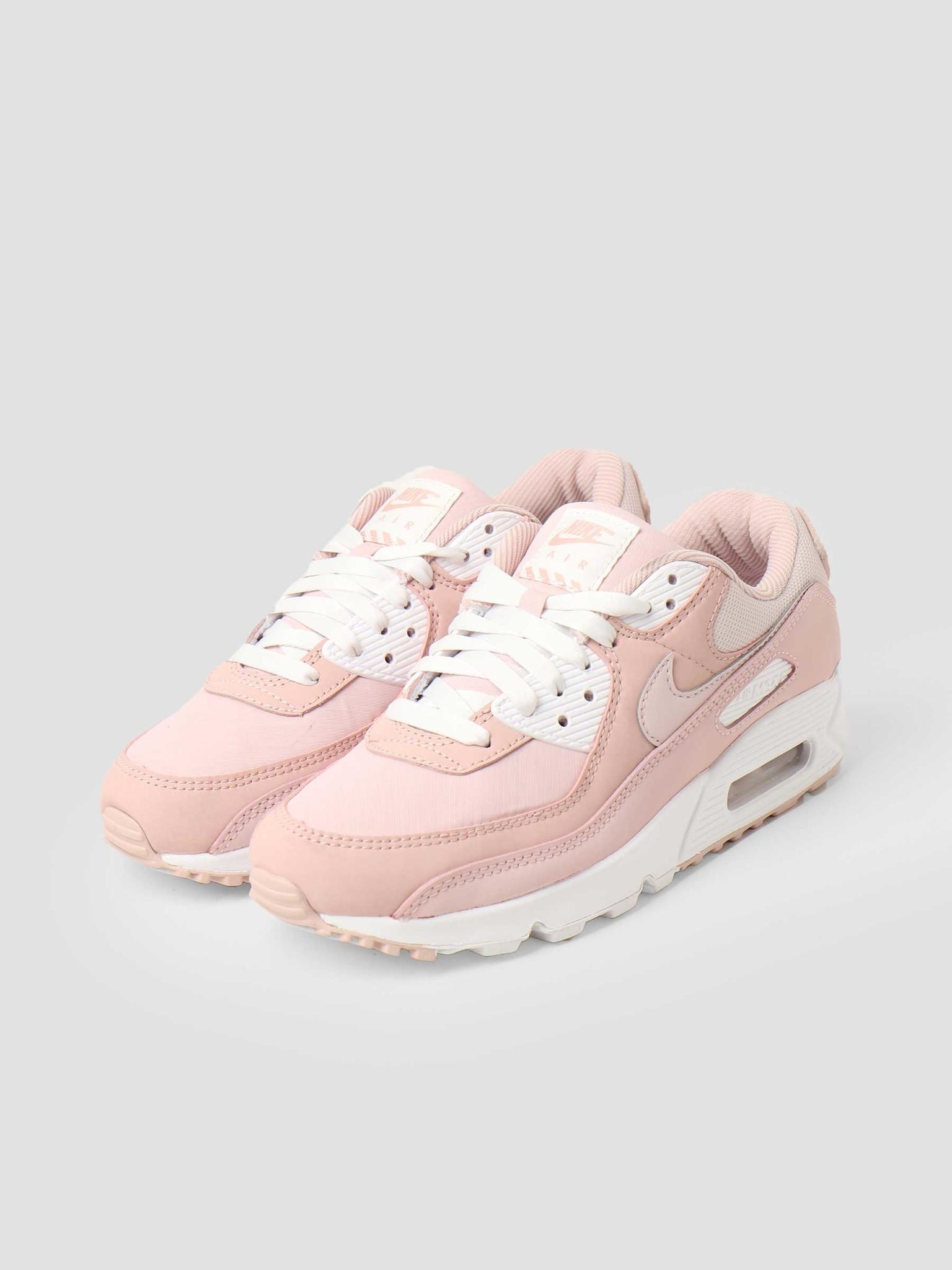 Nike Nike W Air Max 90 Barely Rose Barely Rose Pink Oxford DJ3862-600