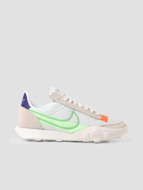 Nike W Nike Waffle Racer 2X Desert Sand Mean Green Summit White CK6647-004