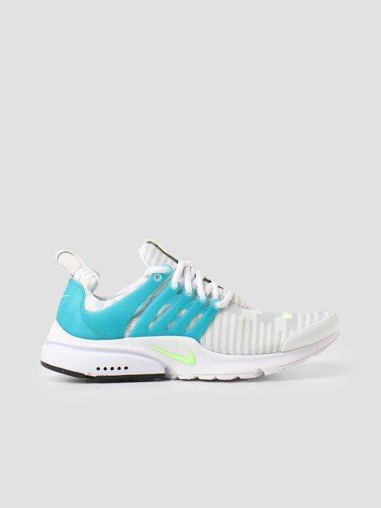 Nike Nike Air Presto White Lime Glow Aquamarine Pure Platinum DJ6899-100