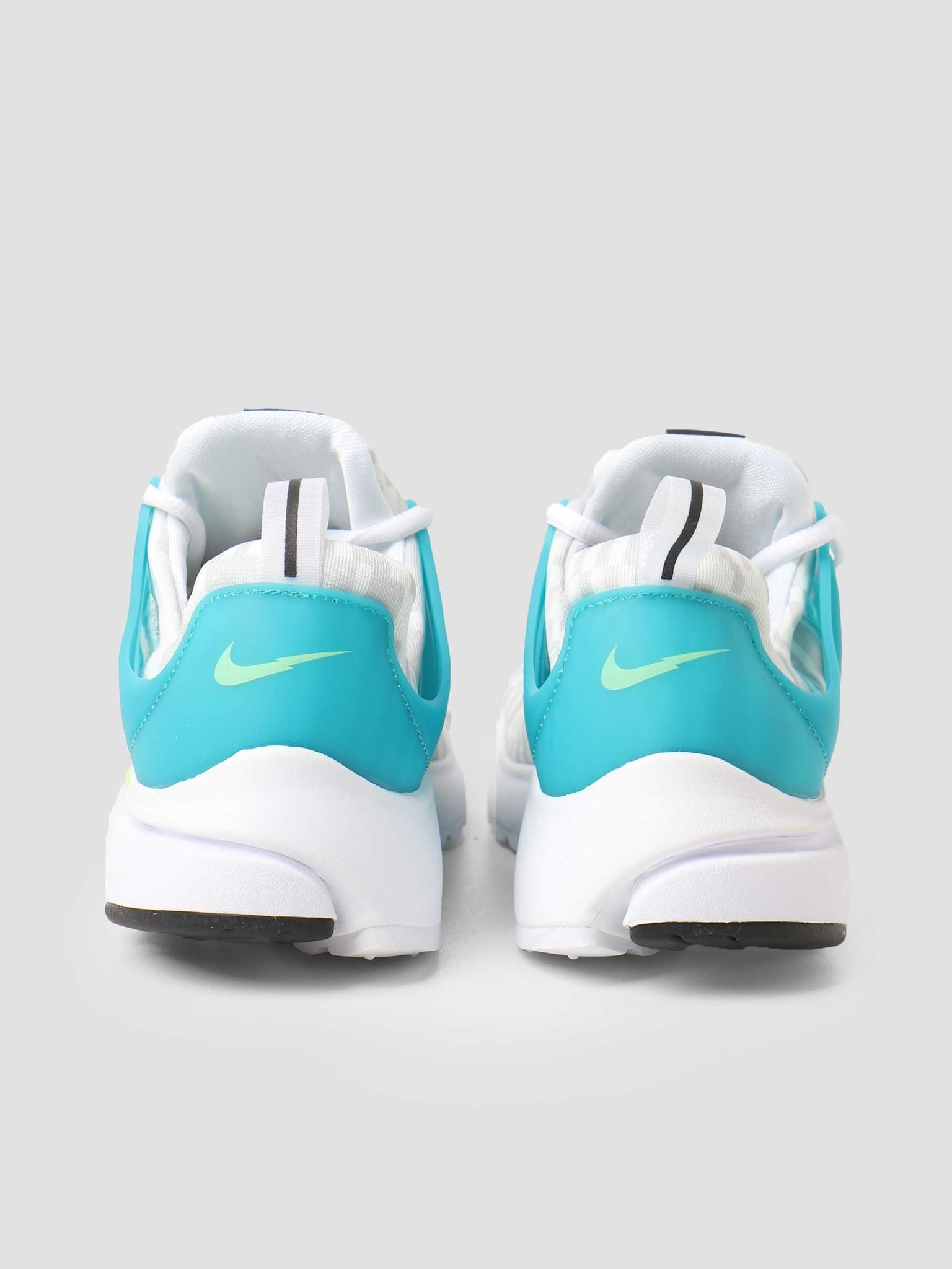 Nike Nike Nike Air Presto White Lime Glow Aquamarine Pure Platinum DJ6899-100