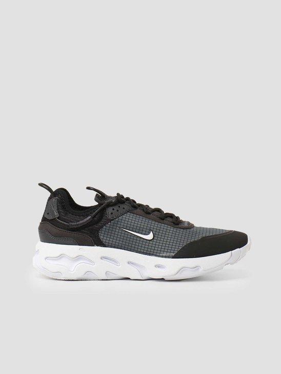 Nike Nike React Live Black White Dk Smoke Grey CV1772-003