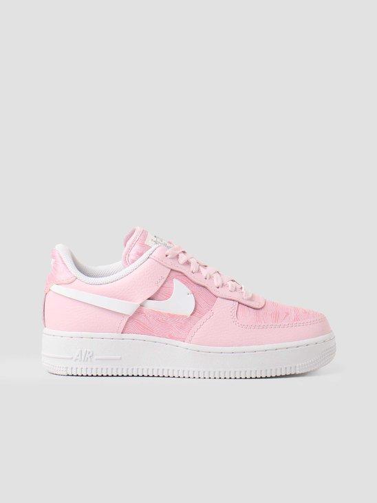Nike W Nike Af1 Lxx Pink Foam  White Black DJ6904-600