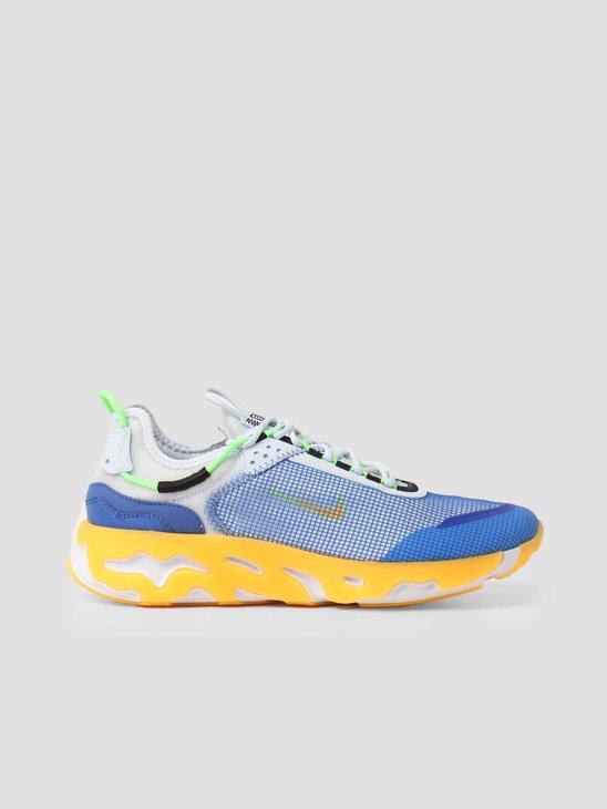 Nike Nike React Live Prm Football Grey Laser Orange Hyper Royal CZ9081-001