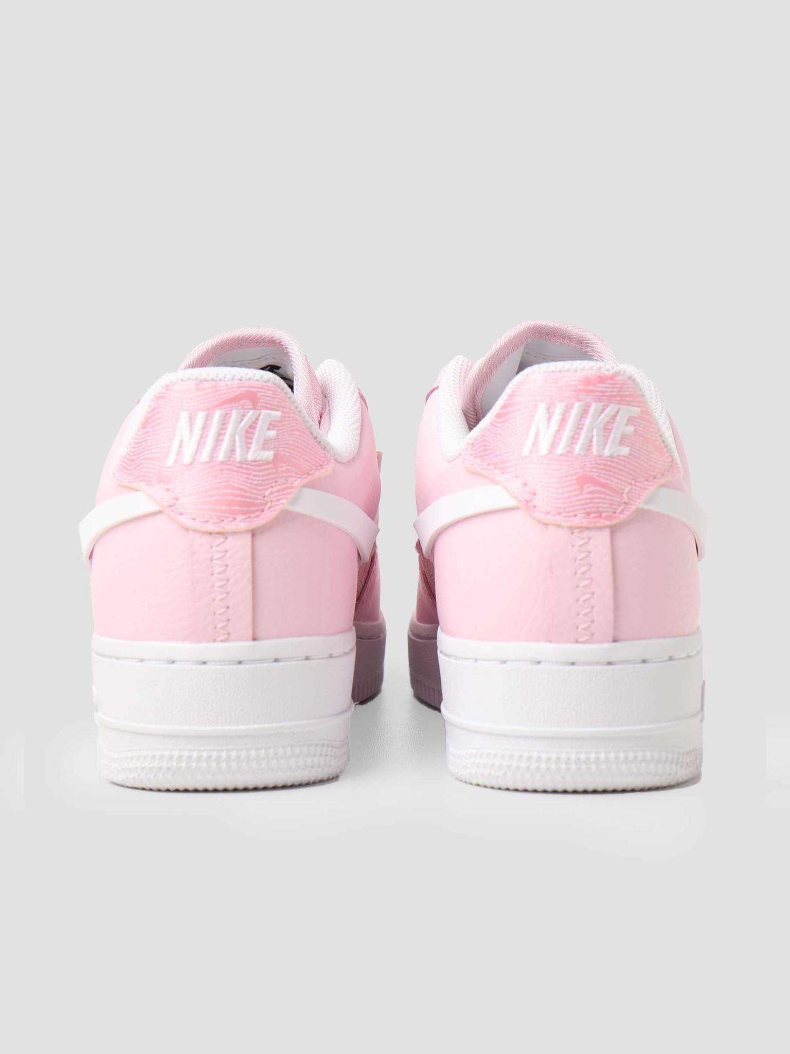Nike Nike W Nike Af1 Lxx Pink Foam  White Black DJ6904-600