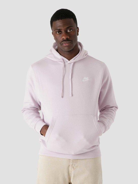 Nike Nsw Club Hoodie Po Bb Iced Lilac Iced Lilac White BV2654-576