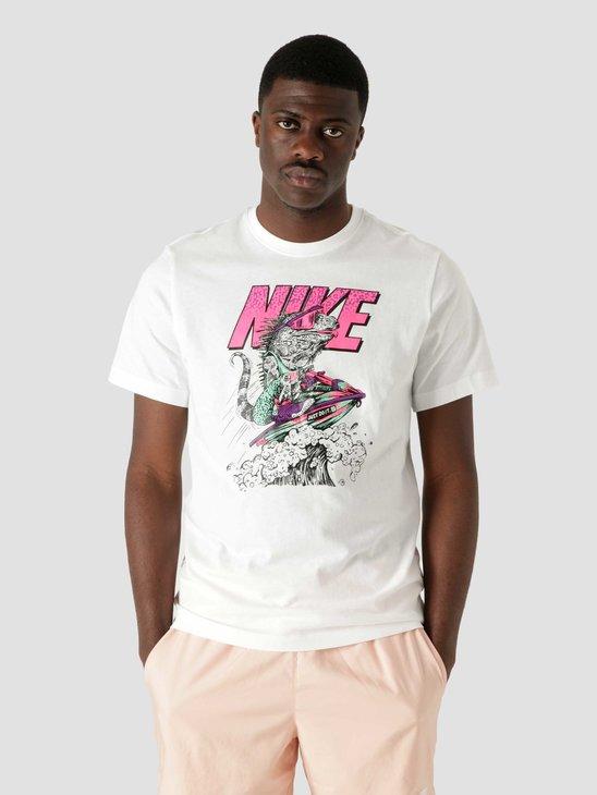 Nike Nsw T-Shirt Beach Jet Ski White DD1280-100