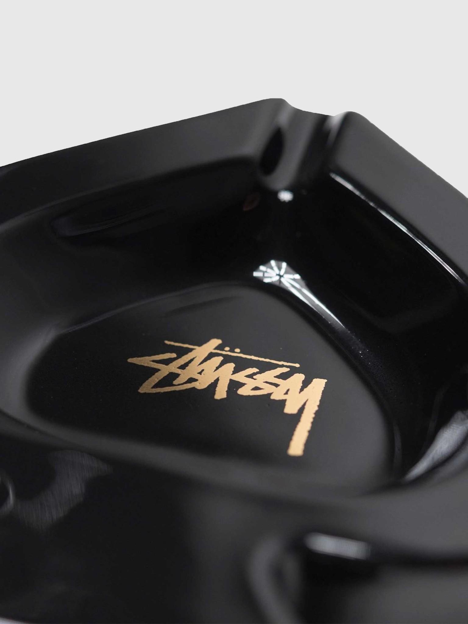 Stussy Stussy Ceramic Spade Ashtray Black 138763