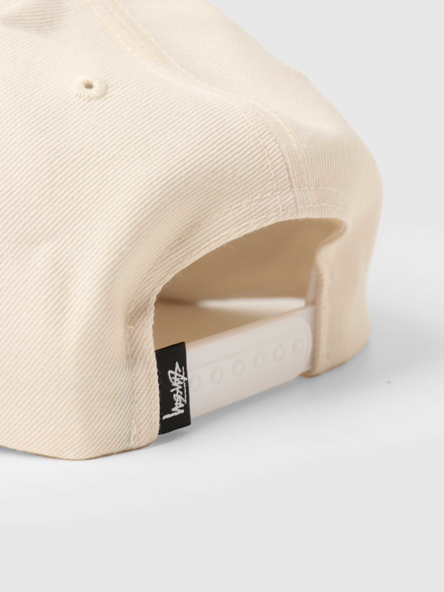 Stussy Stussy Burly Arch Cap Natural 131996