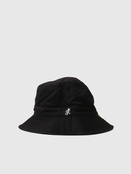 Gramicci Reversible Hat Chino X Double Navy GAC-21S073