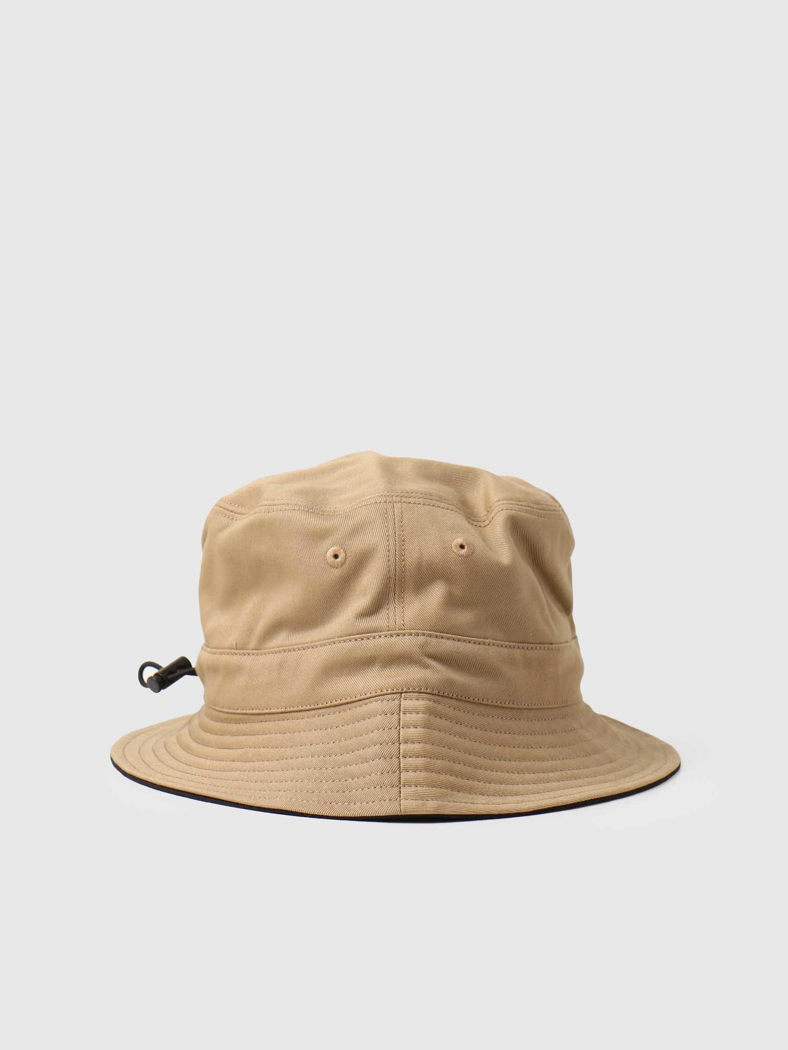 Gramicci Gramicci Reversible Hat Chino X Double Navy GAC-21S073