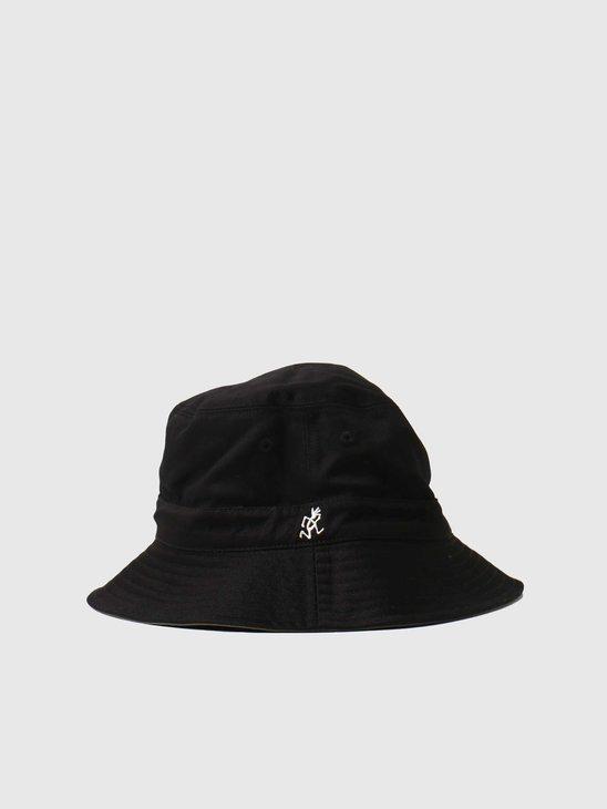 Gramicci Reversible Hat Olive X Black GAC-21S073