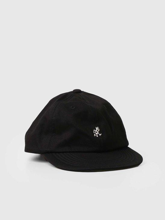 Gramicci Umpire Cap Black 9910-56J