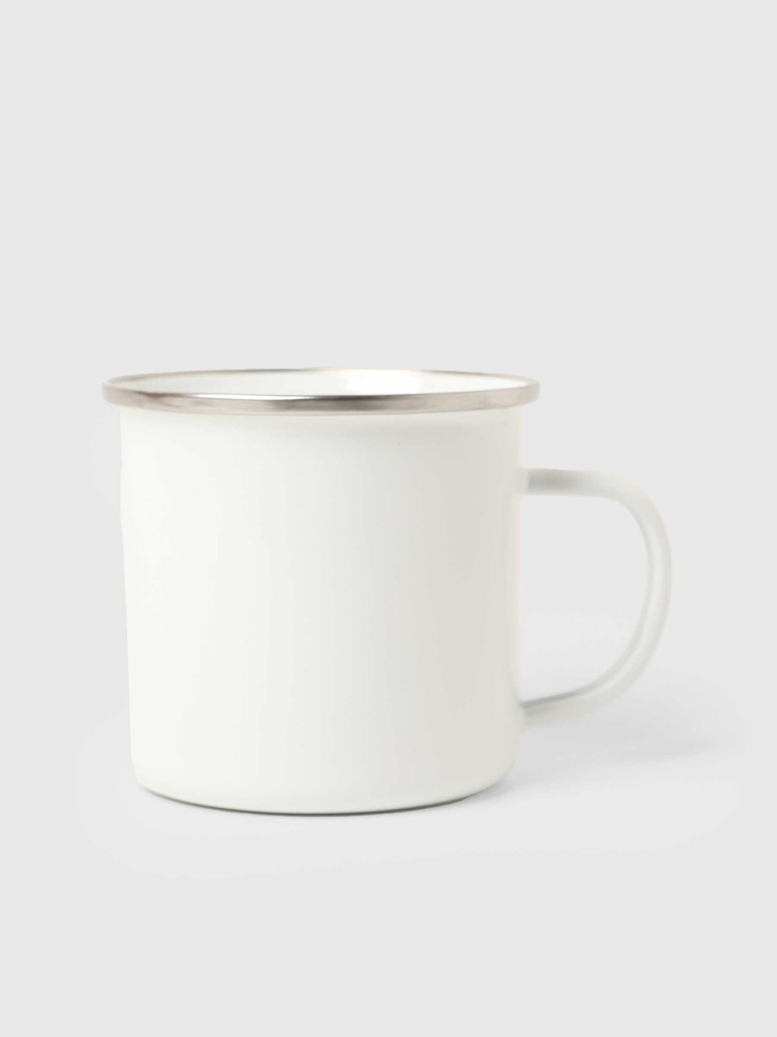 Obey Obey Icon Steel Mug White 100630001