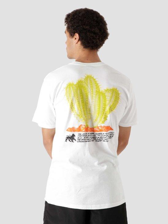 Stussy Desert Bloom T-Shirt White 1904686