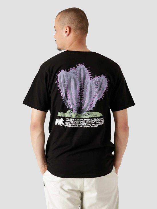 Stussy Desert Bloom T-Shirt Black 1904686
