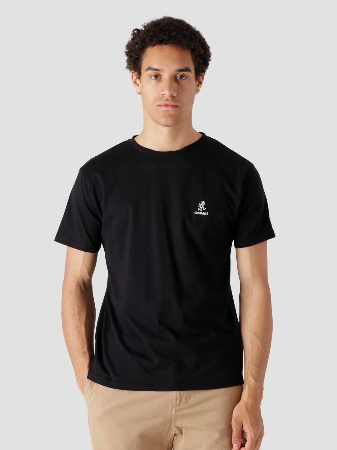 Gramicci Gramicci Big Runningman T-shirt Black 2013-STS