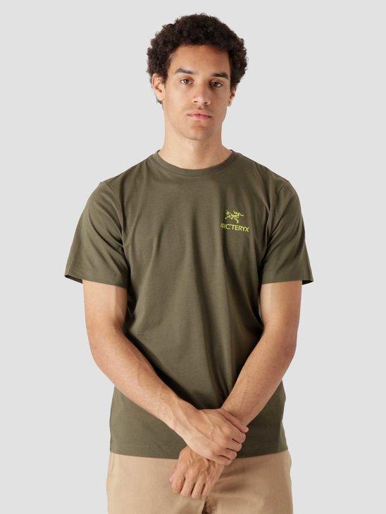 Arc'teryx Emblem T-Shirt Tatsu 24026