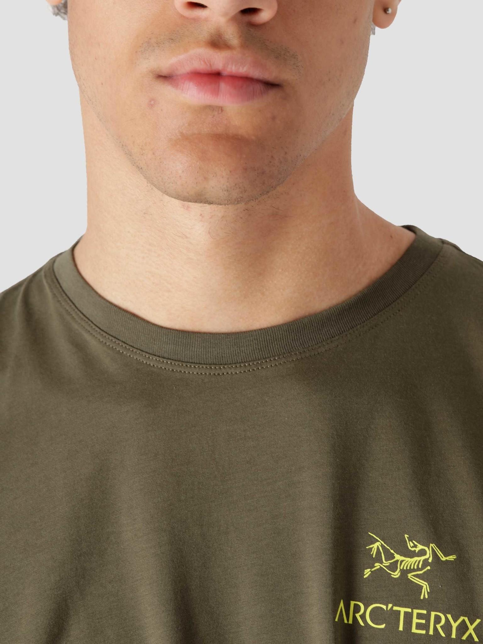 Arc'teryx Arc'teryx Emblem T-Shirt Tatsu 24026