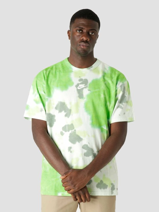 Nike Nsw T-Shirt Pre Essntl Ssnl Mean Green Barely Green DD2720-304