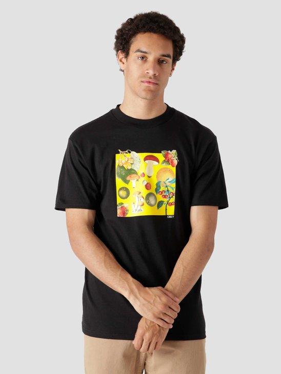 Obey Fruits & Mushrooms Black 165262677