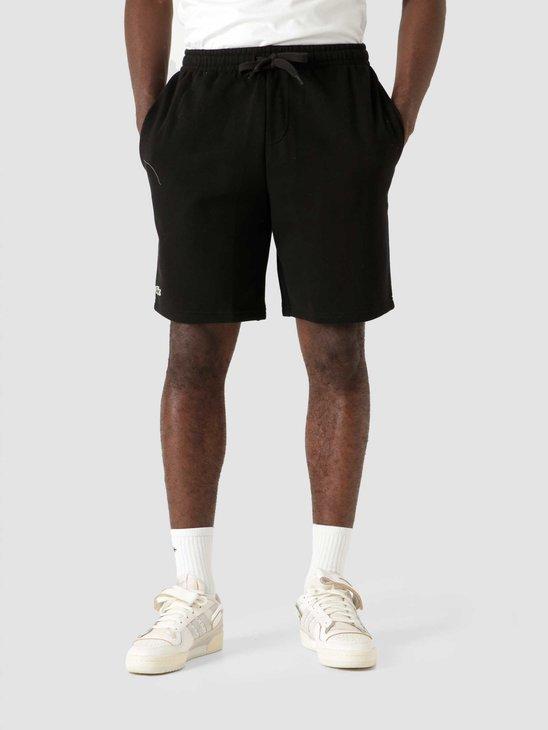 Lacoste 1HG1 Men's Shorts 01 Black GH2136-11