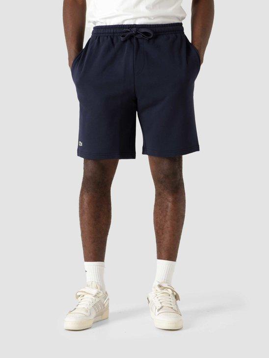Lacoste 1HG1 Men's Shorts 01 Navy Blue GH2136-11