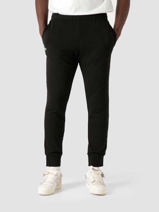 Lacoste 1HW2 Men's Tracksuit Trousers Black XH9507-11