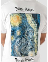 Stussy Stussy Midnight Insanity T-Shirt White 1904689