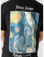 Stussy Stussy Midnight Insanity T-Shirt Black 1904689
