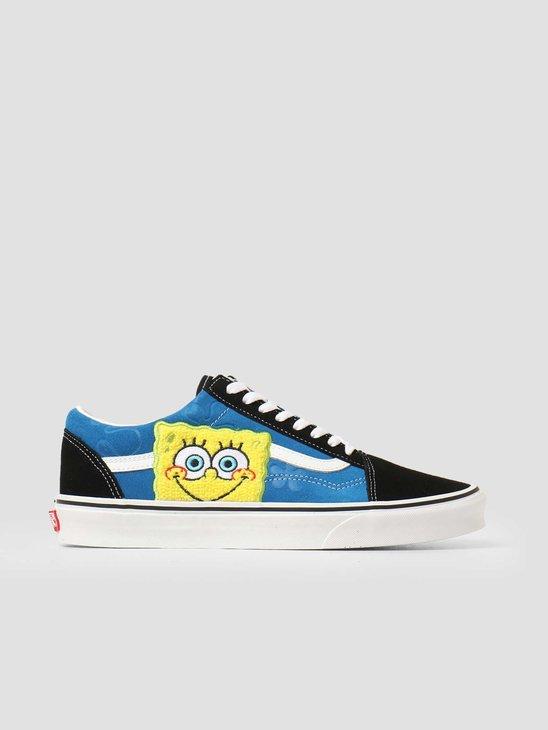 Vans UA Old Skool Spongebob Black/Blue VN0A38G19XD1