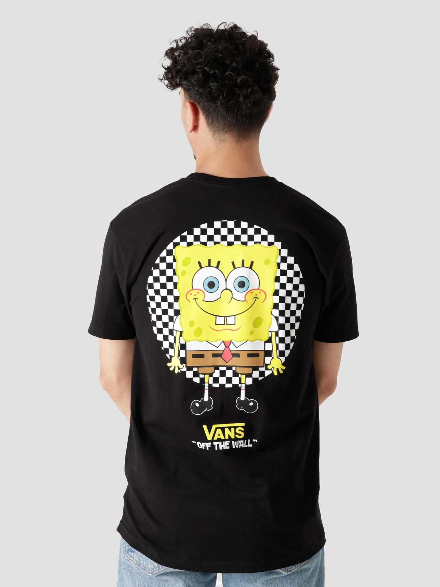 Vans Vans Mn Vans X Spongebob  Spotlight Pocket Ss Spongebob Spotlight VN0A5KCXZAX1