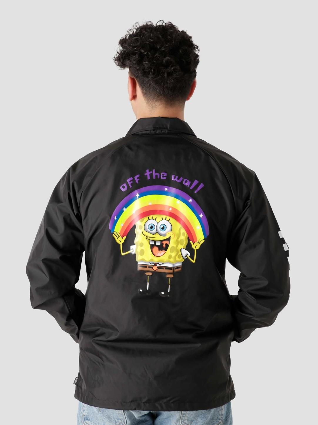 Vans Vans Mn Torrey Jacket Spongebob Imaginaaation VN0A5KEYZAW1