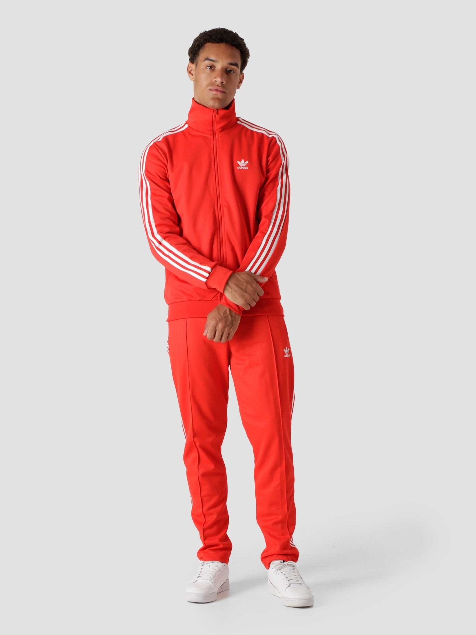 adidas adidas Beckenbauer Tt Red