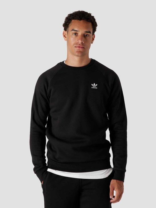 adidas Essential Crew Black H34645