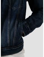 Levis Levis The Trucker Jacket Palmer Truc Med Indigo Worn In 72334-0352